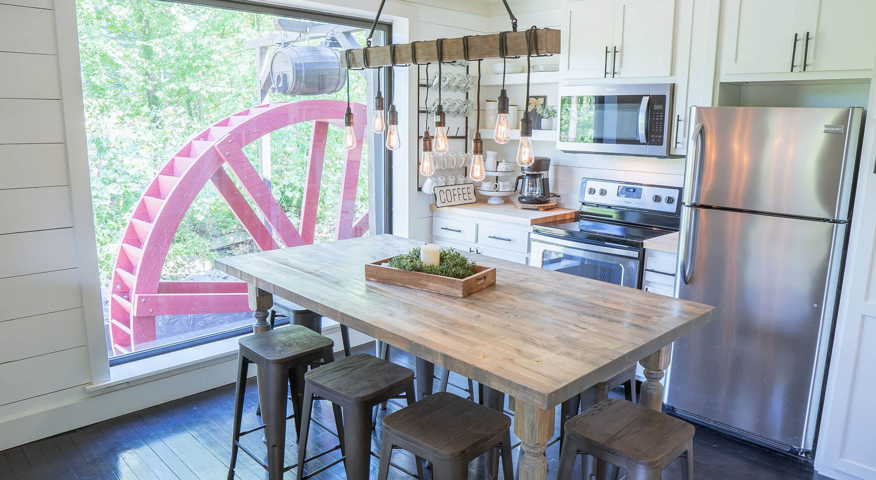 Monroe County Vacation Rental - Kitchen