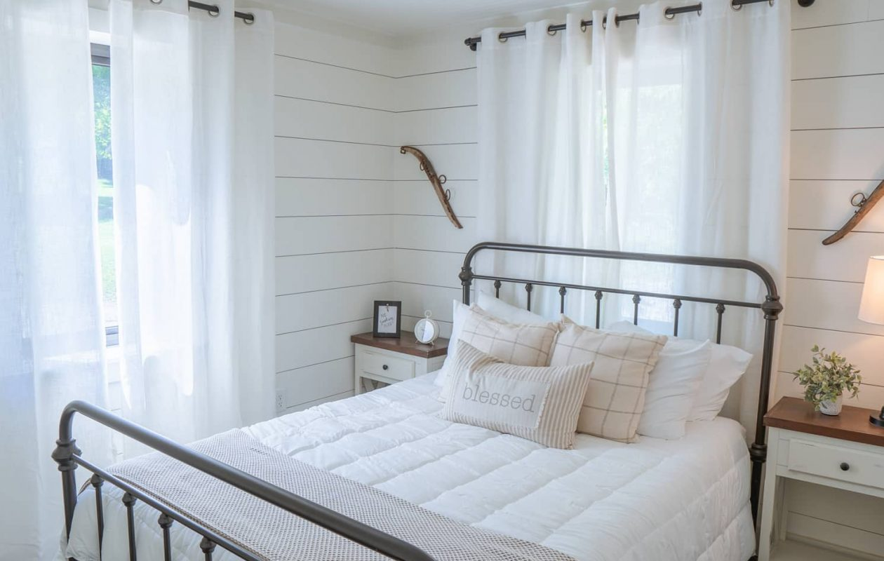 Mill House bed