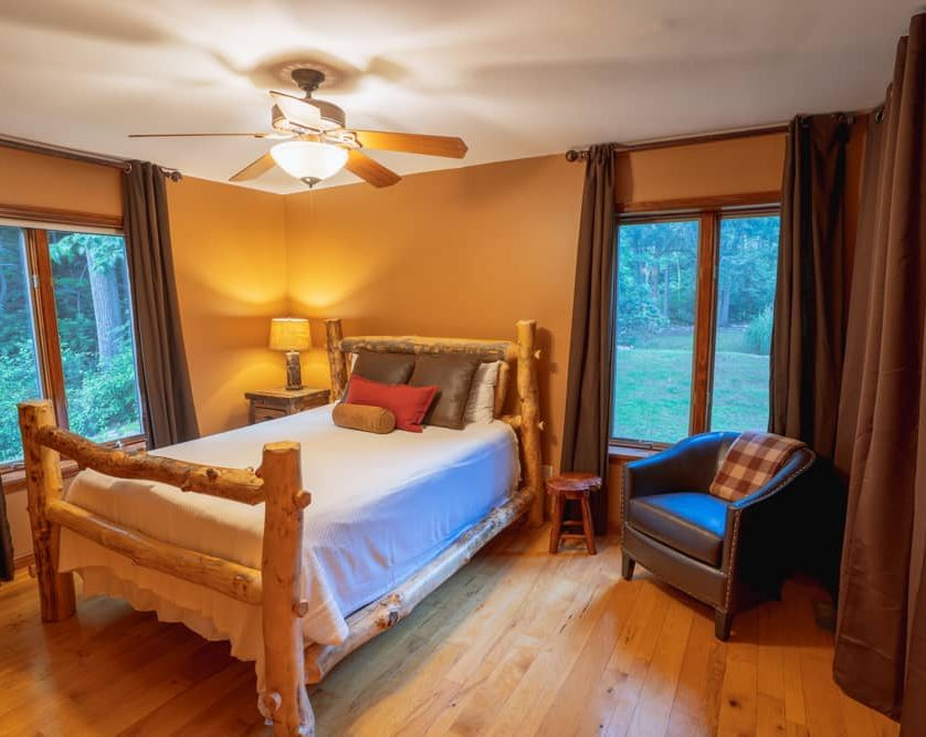Creekside Home Bedroom