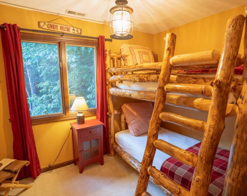 Creekside Home Bunks